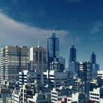 panorama-of-abstract-big-city-with-modern-high-rise-buildings-skyscrapers-skyline-in-the-heart-of-downtown-at-daytime-realistic-3d-animation-rendered-in-4k_s0_kqxjo_thumbnail-full01