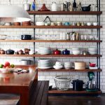 open-natural-wood-shelves-are-great-for-farmhouse-style-kitchen