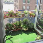 Urban-green-balcony-garden-with-a-green-carpet-