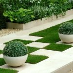 modern-garden-tile-and-potted-plants